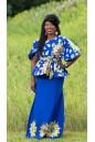 Fade Summer Dress