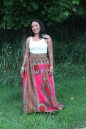 Bisola Dashiki Maxi Skirt